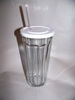 Luminarc Working Glass with Lid and Straw 24oz