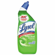 LYSOL® Brand Disinfectant Toilet Bowl Cleaner With Bleach  24oz Bottle