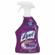 LYSOL® Brand Mold and Mildew Remover with Bleach 32oz Bottle (12/case)