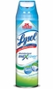 Lysol Max Cover Disinfectant Mist, Garden After Rain, 15 oz Aerosol,