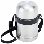 Maxam ® 0.5 Liter Stainless Steel Vacuum Soup Container