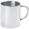 Maxam� 15oz Double Wall Stainless Steel Coffee Cup
