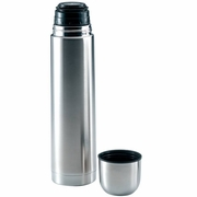 Maxam®  1qt Stainless Steel Vacuum Bottle 13""