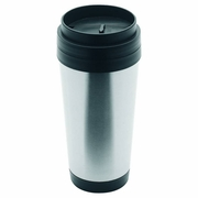 Travel Tumbler Maxam® Stainless Steel 16oz Double Wall