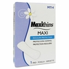 Maxithins® Pads  Maxithins Sanitary Napkins #4, 250 Individually Boxed Napkins/Carton