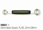 Melon Baller, Double End 22mm and 28mm