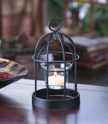 Mini Birdcage Candle Holder  Tealight