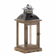 "Monticello Candle Lantern Large 20-1/4""  h"