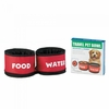 Pet Bowl Travel Set