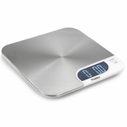 Polder Slimmer Stainless Digital Kitchen Scale