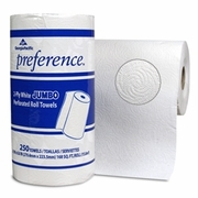 Preference® Paper Towels 250 Sheet Rolls (12/case)