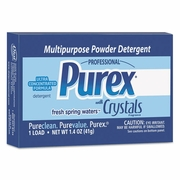 Purex® Ultra Concentrated Multipurpose Powder Detergent Vending Size 156/Case
