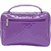Purple Quilted Bible Cover