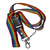 Rainbow Gay Pride   Lanyard