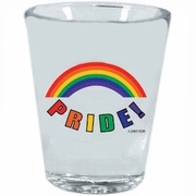 Rainbow PRIDE! Shot Glass  3/set