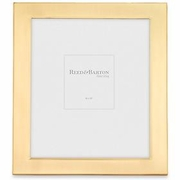 Reed & Barton Goldplated Picture Frame  8 x 10