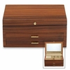 Reed & Barton Rosewood Jewelry Chest  FREE SHIPPING