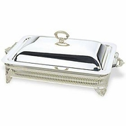 Reed & Barton Silverplated Covered Baker Casserole 2QT  FREE SHIPPING