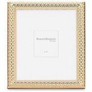 Reed & Barton Watchband Gold Plated Frame  8 x 10