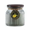 Ribbed Jar Candle Citrus and Sage