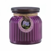 Ribbed Jar Candle Lilac Gardens