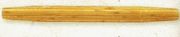 Rolling Pin, Caramelized Bamboo  18""