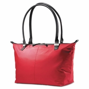 Samsonite Jordyn Ladies Laptop Bag, 21 1/4 x 7 1/2 x 12 Nylon  Red