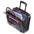 Samsonite Women's Rolling Mobile Office, 16 1/2 x 6 x 12 3/4, Black