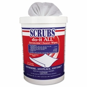 Scrubs do-it-ALL™ Germicidal Cleaning Wipes  6/cs