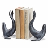Seal Bookends Cast Iron