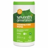 Seventh Generation Disinfecting Wipes  70ct Tub