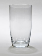"Simon Collection Lead-Free Optic Crystal Vase 8.5""H"