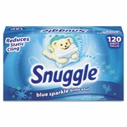 Snuggle® Dryer Sheets   120ct.