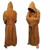 Star Wars Jedi Fleece Bathrobe  FREE SHIPPING