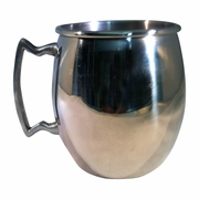 Steelii® Stainless Steel Moscow Mule Mug 16oz