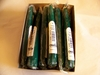 "Taper Candles  6""  DZ  Hunter Green"