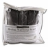 """Warming Scarf  Charcoal  66"""" x 6"""" Aromatherapy Hot or Cold"""