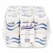 Windsoft® Embossed 2ply  Bath Tissue   18/rolls
