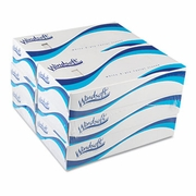 Windsoft Facial Tissue Two Ply  6bx/pack