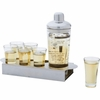 Wyndham House�Shaker and  Shot Bar Set   8pc