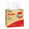 WypAll® X70 Wipers  POP-UP Box, 9 1/10 x 16 4/5, White, 100/Box,