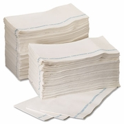WypAll X80 Foodservice Paper Towel, 12 1/2 x 23 1/2, Blue/White, 150/Carton