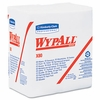 WypAll®X80 HYDROKNIT Wipes, 1/4-Fold, 12 1/2 x 13, White, 50/Box, 4 Boxes/Carton