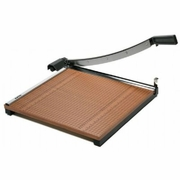X-Acto® Wood Base Guillotine Paper Cutter 18 x 18