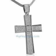 Bling Bling CenterBox Hip Hop Cross