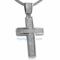 Clean Bling Bling Cross
