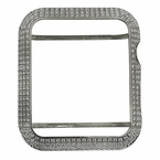 CZ Diamond Steel Bezel for iWatch