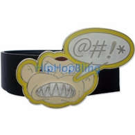 Evil Monkey Swearing Family Guy Official Licensed Belt Buckle