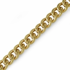 Gold Plated Miami Cuban 11MM Bracelet