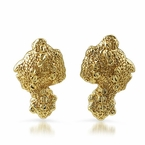 Golden Nugget Gold Rush Earrings